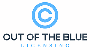 Out of The Blue Art Licensing